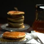 Pancakes…..quasi pronti da mangiare.