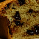 Choco bread , la versione chic di pane e cioccolato .