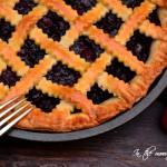 Balsamic cherry pie , la 9° re-cake