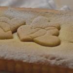 Crostata ai lamponi con farina di Kamut