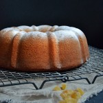 La mia lemon-ginger bundt cake per Cakes lab