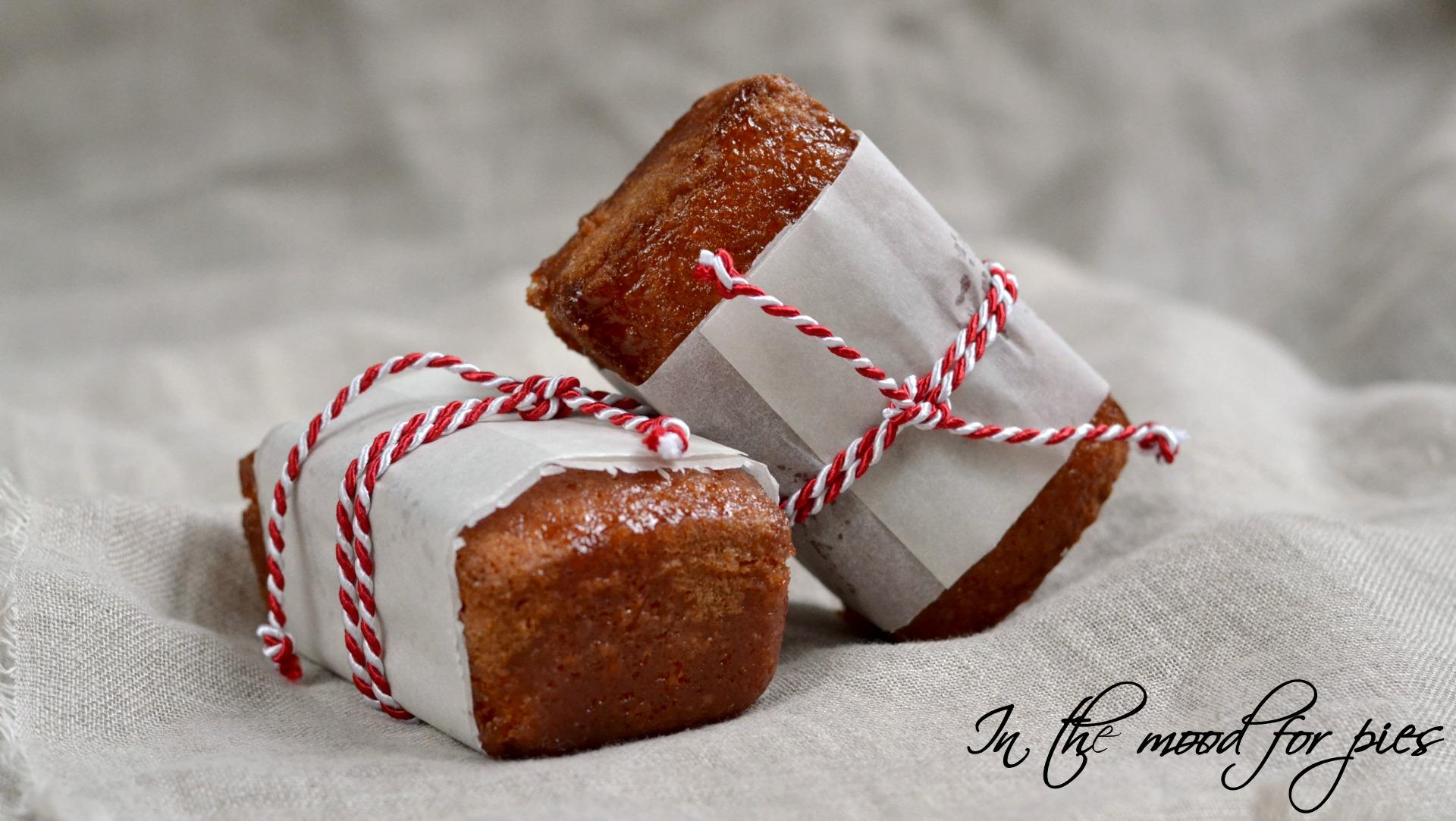 mini plumcake Ga oriz