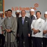 Incontro con Yoshihiro Murata per Kikkoman