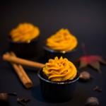 Cupcakes cioccolato e zucca per Cioccolato e…