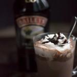 Cioccolata veloce in tazza