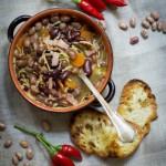 La mia zuppa di fagioli