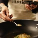 Una serata tra amici al cookingparty di Jamie magazine Italia #cucinaconjamie