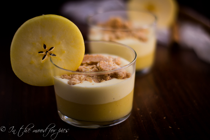 bicchierini mousse mela-1
