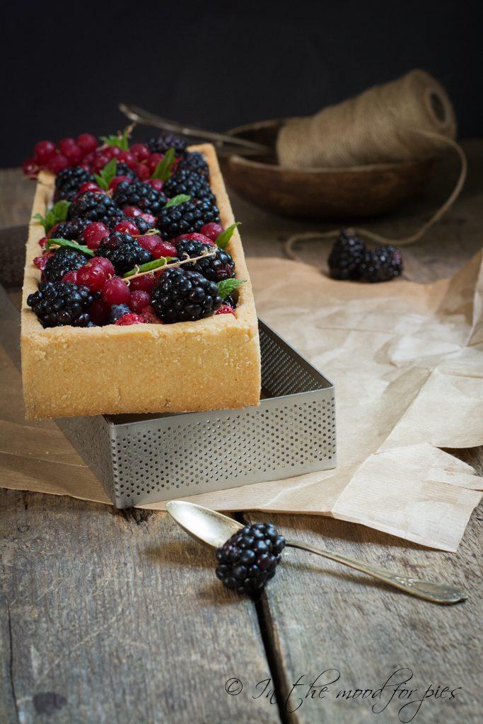 Crostata frutta rett con microforata-1