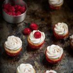 Cupcakes ai lamponi per il Crazy taste