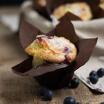 Muffin ai mirtilli- Blueberry muffin