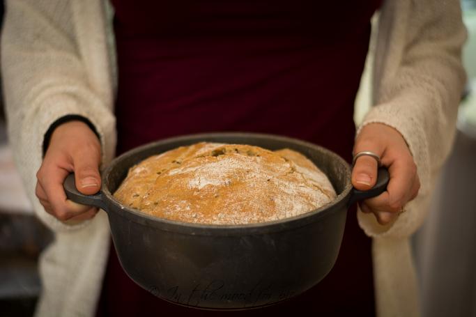pane senza impasto pentola-1