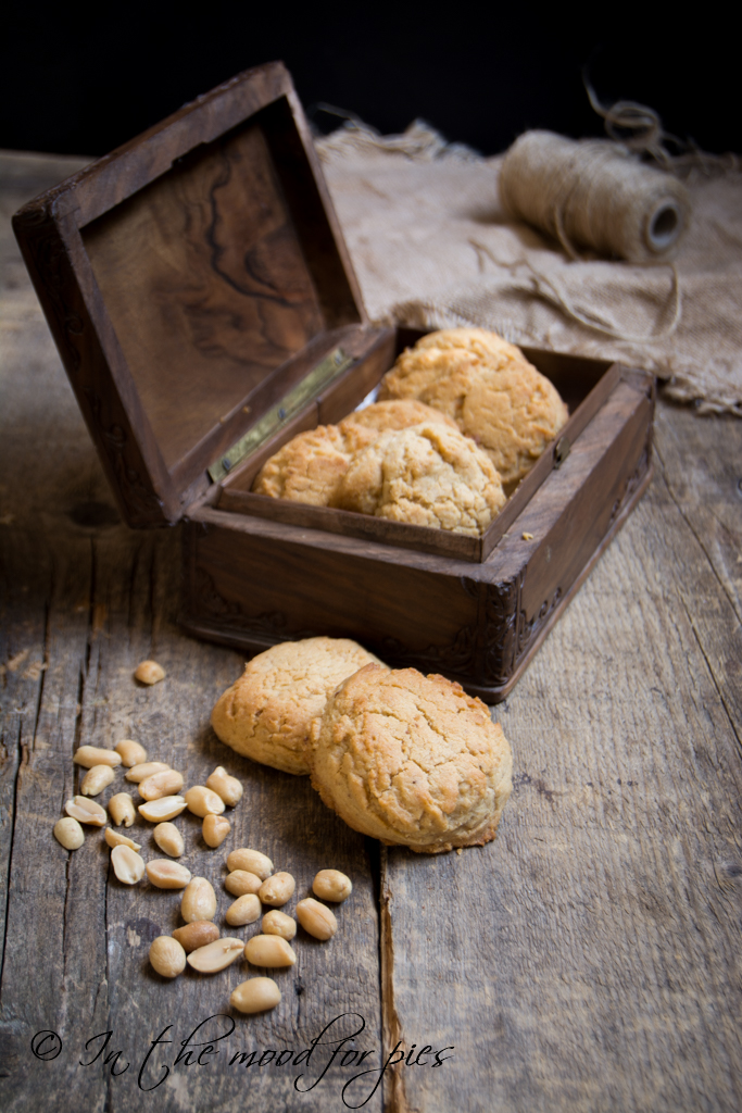 Peanuts butter cookies -1