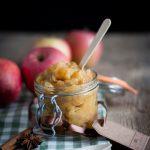 Composta di mele al forno