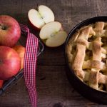 Crostata ricca alle mele