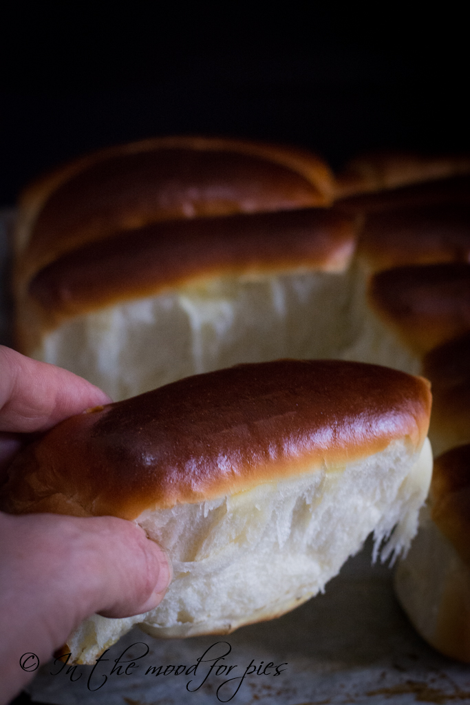 milk bread morbido