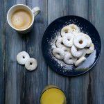 Mini ciambelle, i miei donuts formato mignon