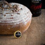 Pane del birraio, il mio primo premio per il contest del  Molino Dallagiovanna
