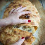 Pizza bianca senza  impasto di Jim Lahey
