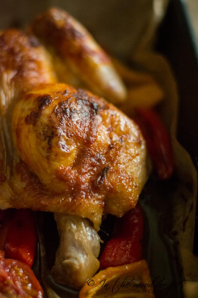 Pollo e peperoni Jamie