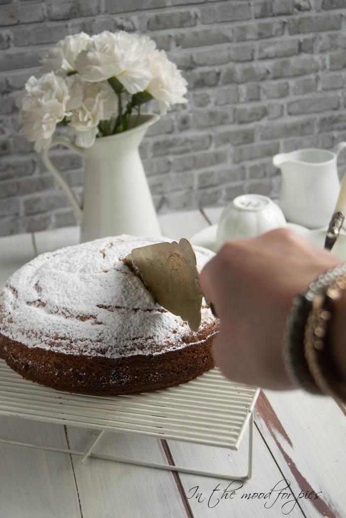 torta morbida ricotta